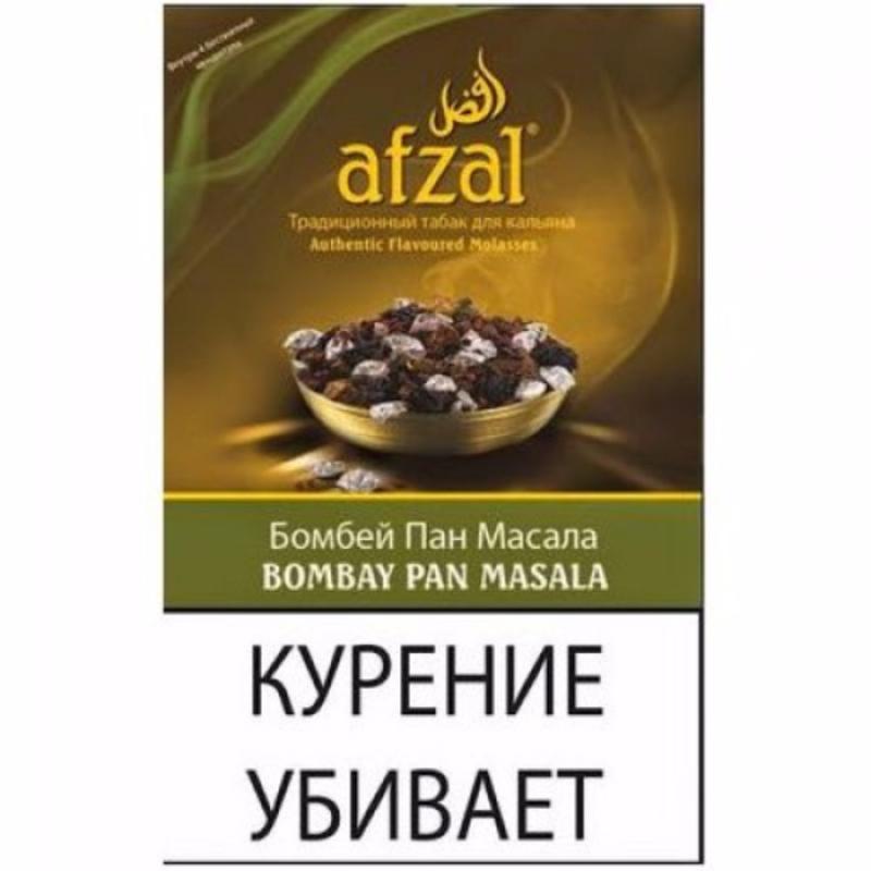 Табак Afzal Бомбей Пан Масала