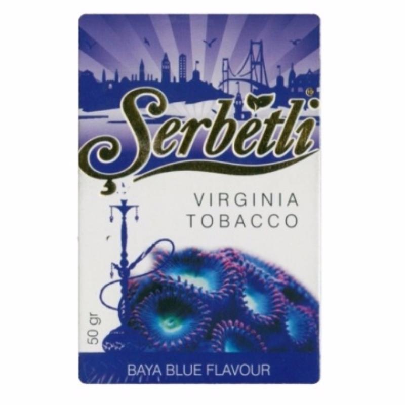 Табак Serbetli Baya Blue