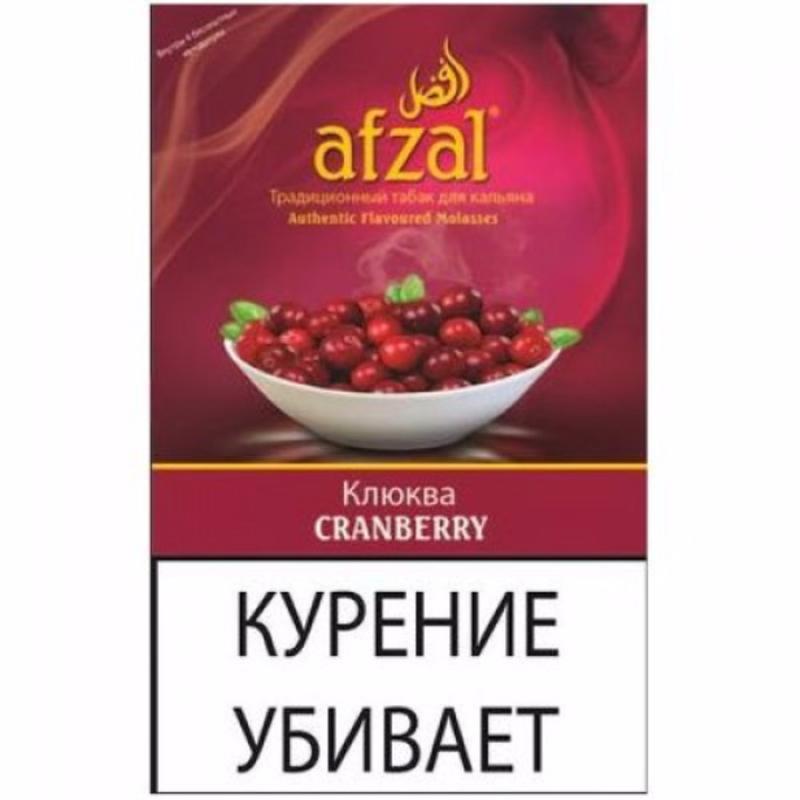 Табак Afzal Клюква
