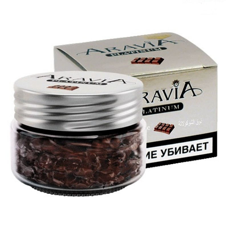 Табак Aravia Platinum Chocolate