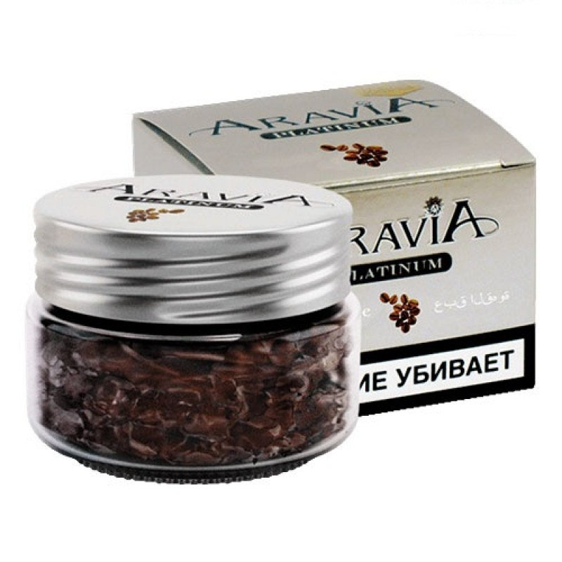Табак Aravia Platinum Coffee