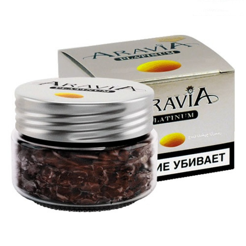Табак Aravia Platinum Melon