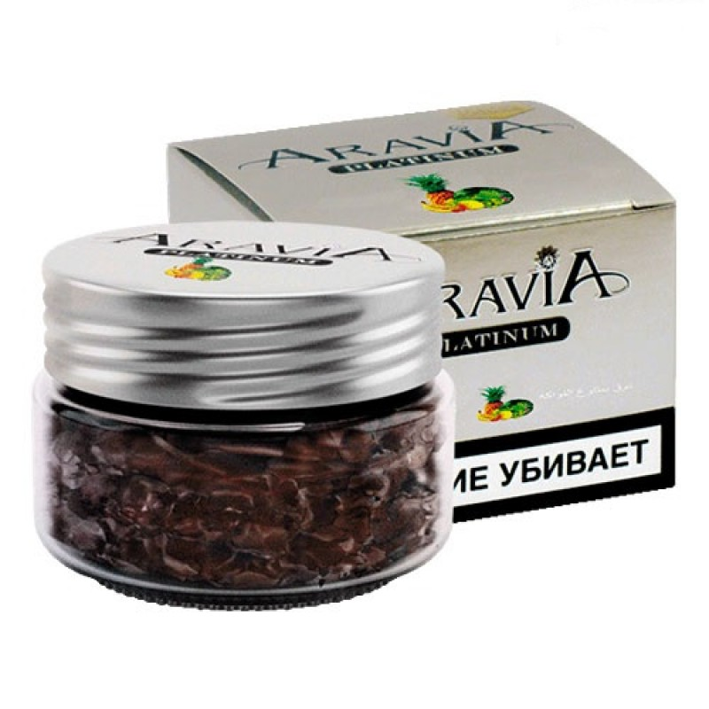 Табак Aravia Platinum Multifruit