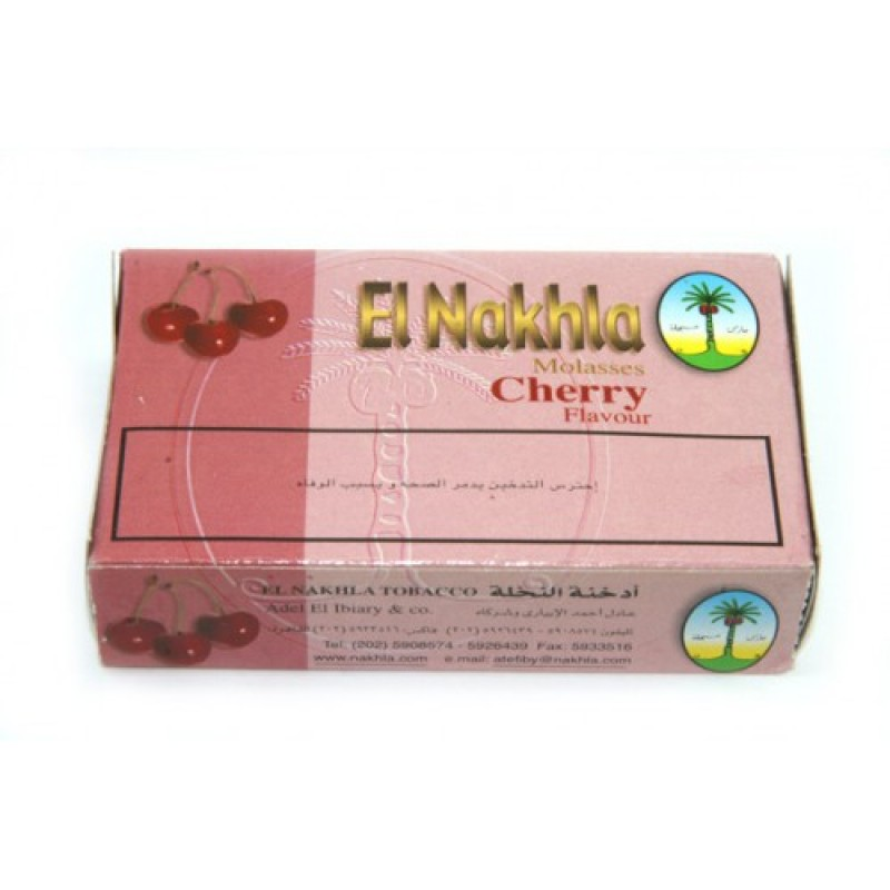 Табак El Nakhla Вишня