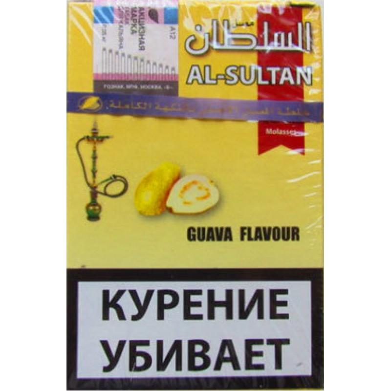 Табак Al Sultan Гуава