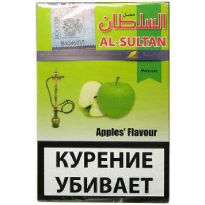 Табак Al Sultan Яблоко