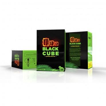 Угли Black Cube 1 кг (96шт)